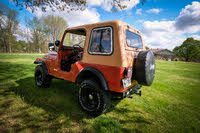 1980 Jeep CJ-5 Picture Gallery