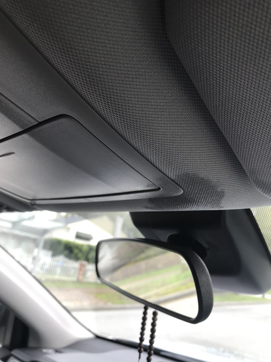 Toyota Highlander Questions - Does anyone have sunroof leak