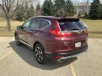 Picture of 2017 Honda CR-V Touring AWD, exterior, gallery_worthy