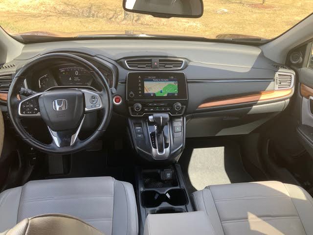 Picture of 2017 Honda CR-V Touring AWD, interior, gallery_worthy