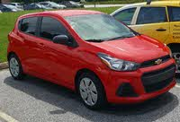 2017 Chevrolet Spark Picture Gallery