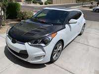 Picture of 2016 Hyundai Veloster FWD with Black Seats, exterior, gallery_worthy