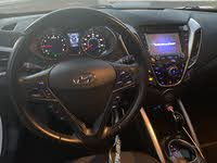 Picture of 2016 Hyundai Veloster FWD with Black Seats, interior, gallery_worthy