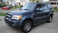 Picture of 2006 Toyota Sequoia Limited 4WD, exterior, gallery_worthy