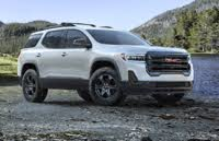 2020 GMC Acadia Picture Gallery