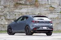 2019 Mazda MAZDA3, Rear 3/4 profile of the 2019 Mazda3., gallery_worthy