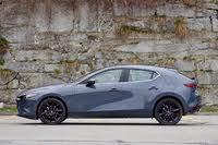 2019 Mazda MAZDA3, Side profile of the 2019 Mazda3., gallery_worthy