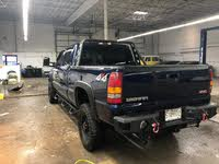 Picture of 2002 GMC Sierra 2500HD 4 Dr SLE 4WD Crew Cab SB HD, exterior, gallery_worthy