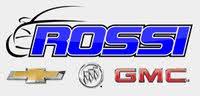 Rossi Chevrolet Buick GMC logo