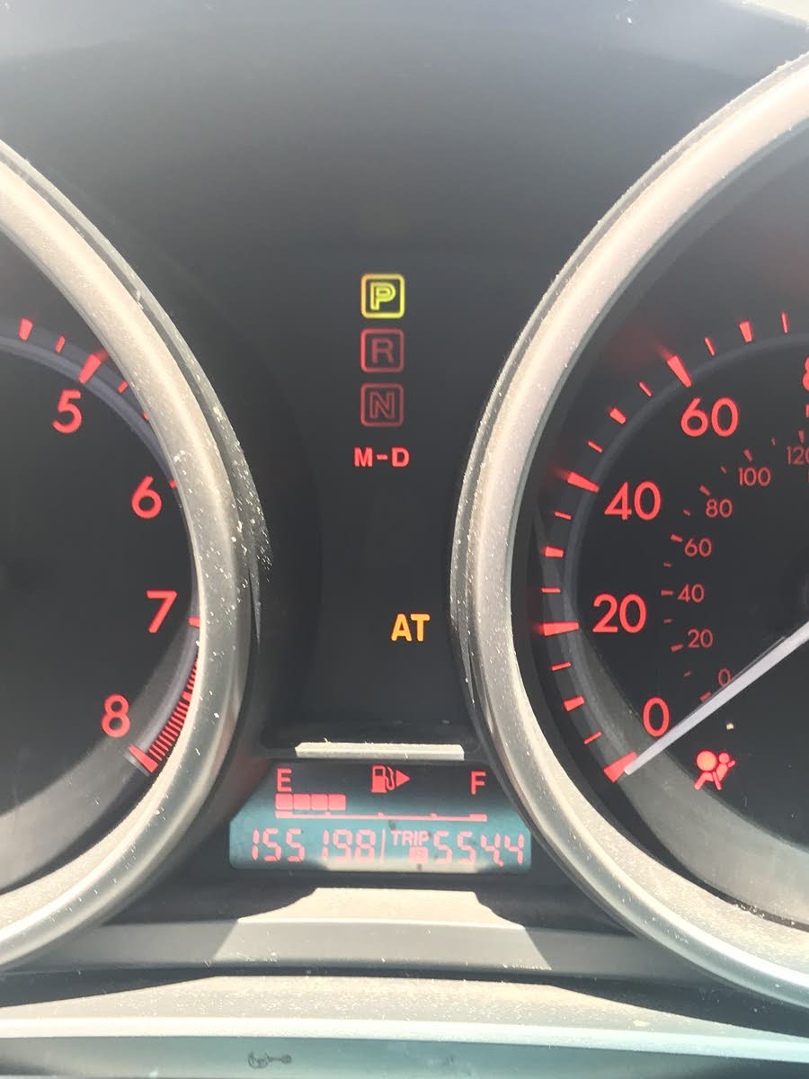 Mazda Premacy Questions - AT WARNING LIGHT - CarGurus