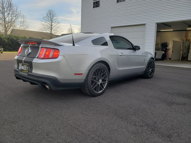Picture of 2012 Ford Mustang Shelby GT500 Super Snake Coupe RWD