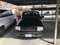 Picture of 2000 GMC Sonoma SL Ext Cab Short Bed 2WD, exterior, gallery_worthy
