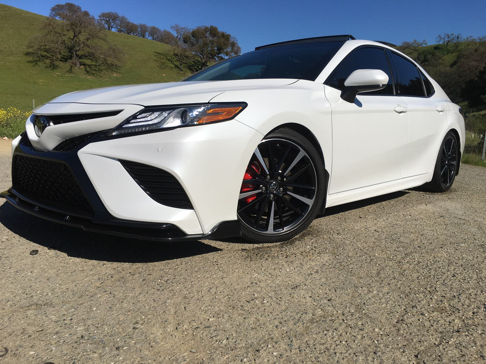 Toyota Camry Questions - TOYOTA Camry 2018 SE acceleration delay