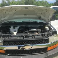 Picture of 2008 Chevrolet Express 3500 LS RWD, engine, gallery_worthy