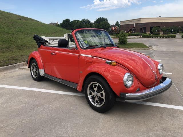 Picture of 1978 Volkswagen Super Beetle