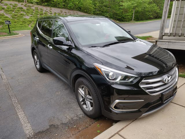 Picture of 2017 Hyundai Santa Fe Sport 2.4L AWD, exterior, gallery_worthy