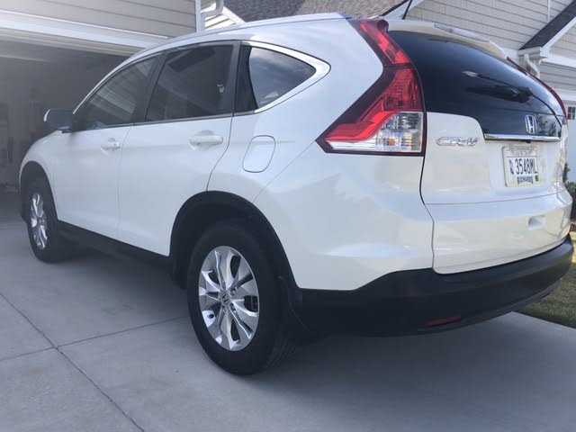 Picture of 2014 Honda CR-V EX-L FWD, exterior, gallery_worthy