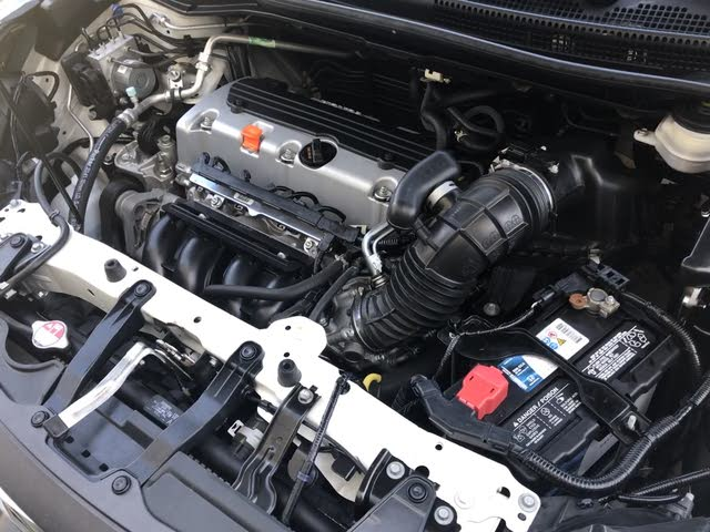 Picture of 2014 Honda CR-V EX-L FWD, engine, gallery_worthy