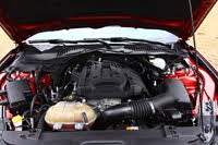 Picture of 2015 Ford Mustang EcoBoost Premium Convertible, engine, gallery_worthy