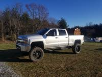 Picture of 2015 Chevrolet Silverado 3500HD Work Truck Crew Cab 4WD, exterior, gallery_worthy