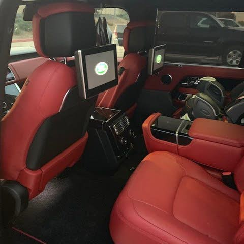 Picture of 2019 Land Rover Range Rover V8 Autobiography LWB 4WD, interior, gallery_worthy