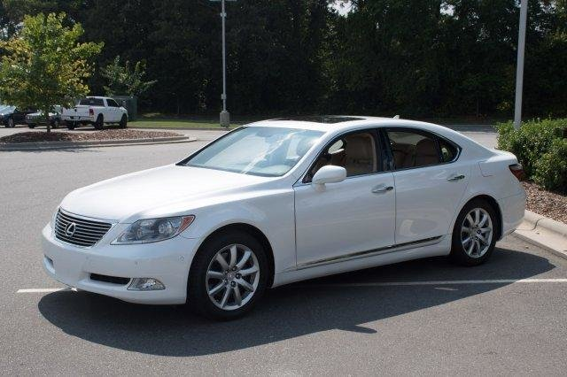 Picture of 2009 Lexus LS 460 L RWD, exterior, gallery_worthy