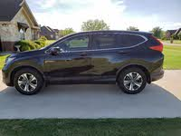 Picture of 2017 Honda CR-V EX FWD, exterior, gallery_worthy