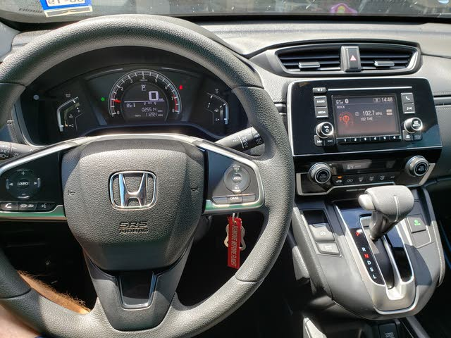 Picture of 2017 Honda CR-V EX FWD, interior, gallery_worthy