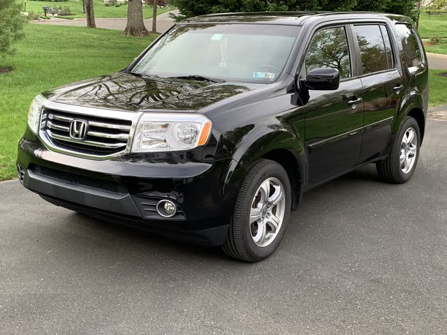 Picture of 2012 Honda Pilot EX-L w/ DVD 4WD, exterior, gallery_worthy