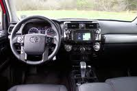 Front cabin area of the 2019 Toyota 4Runner., gallery_worthy
