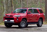 Front 3/4 of the 2019 Toyota 4Runner., gallery_worthy