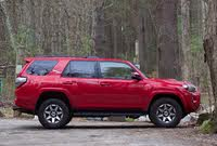 Side profile of the 2019 Toyota 4Runner., exterior, gallery_worthy