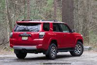 Rear 3/4 profile of the 2019 Toyota 4Runner., gallery_worthy