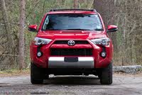 Front profile of the 2019 Toyota 4Runner., exterior, gallery_worthy