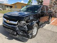 Picture of 2018 Chevrolet Colorado LT Crew Cab 4WD, exterior, gallery_worthy