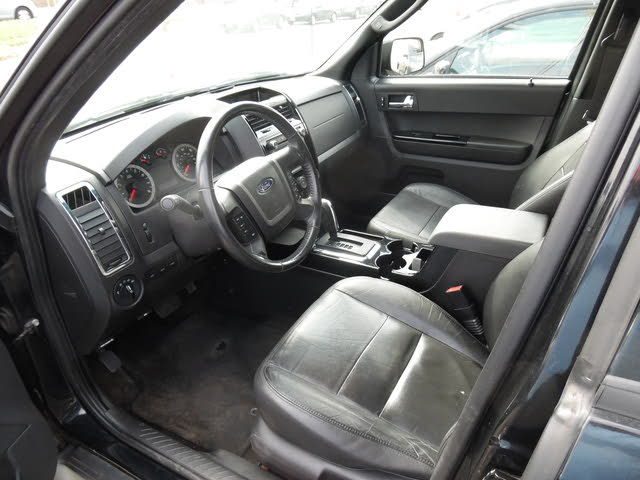 Picture of 2010 Ford Escape Hybrid Limited AWD, interior, gallery_worthy