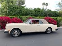 1982 Rolls-Royce Corniche Overview