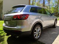 2013 Mazda CX-9 Overview