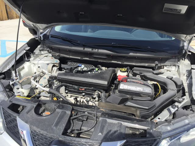 Picture of 2015 Nissan Rogue SV AWD, engine, gallery_worthy