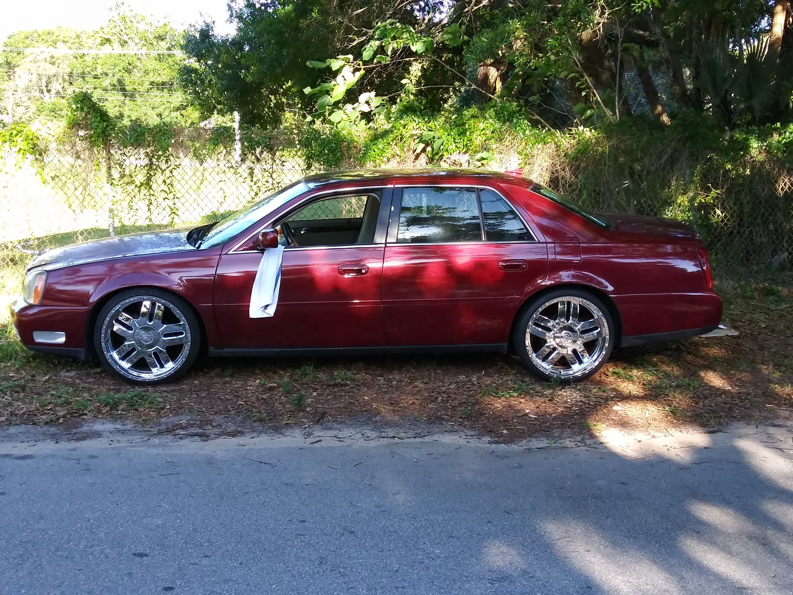 cadillac deville questions will 24 inch rims fit 0n a 2001 cadillac deville cargurus 2001 cadillac deville