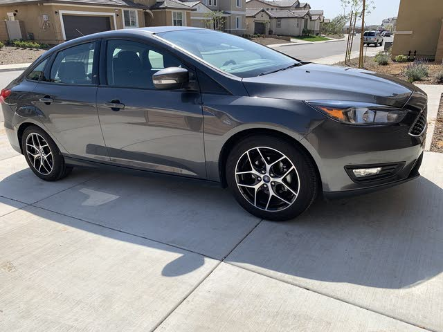Picture of 2018 Ford Focus SEL