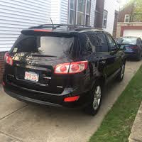 Picture of 2012 Hyundai Santa Fe 3.5L Limited FWD, exterior, gallery_worthy