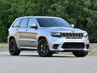 2019 Jeep Grand Cherokee Picture Gallery