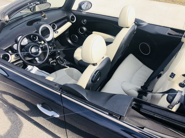 Picture of 2014 MINI Cooper S Convertible FWD, interior, gallery_worthy