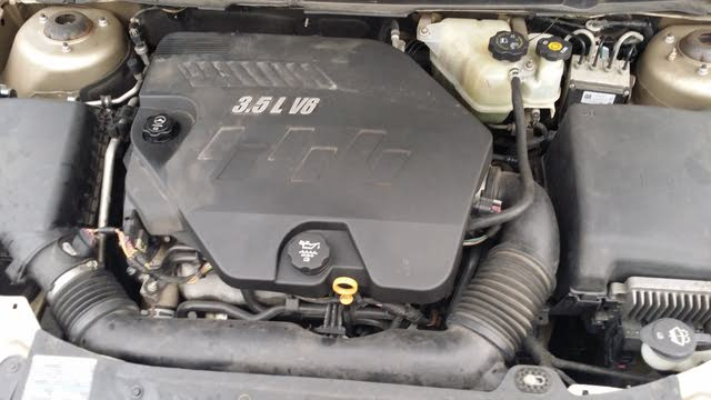 Picture of 2008 Saturn Aura XE, engine, gallery_worthy