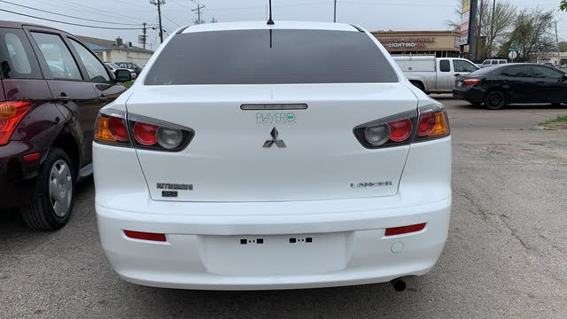 Picture of 2012 Mitsubishi Lancer SE, exterior, gallery_worthy