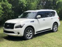 Picture of 2011 INFINITI QX56 RWD, exterior, gallery_worthy