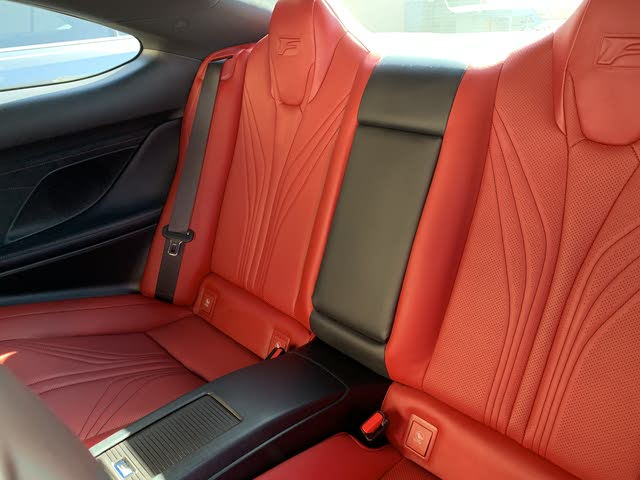Picture of 2016 Lexus RC F RWD, interior, gallery_worthy