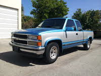 Picture of 1993 Chevrolet C/K 2500 Silverado Extended Cab RWD, exterior, gallery_worthy