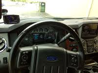 Picture of 2013 Ford F-350 Super Duty Lariat Crew Cab 4WD, interior, gallery_worthy